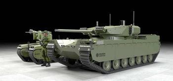 Бронемашина без экипажа: проект многоцелевого РТК Milrem Type-X (Эстония)