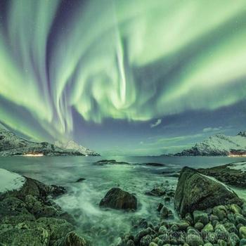 25 волшебных фотографий северного сияния, увидев которое можно сойти с ума от красоты
