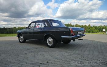 Ретротест символа 70-х: ГАЗ-24 Волга первой серии