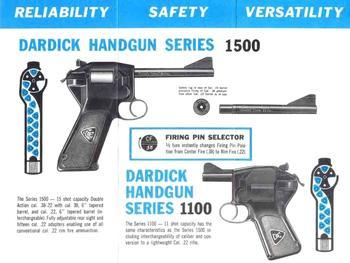 Гибрид пистолета и револьвера с треугольными пулями: почему его не пустили в производство