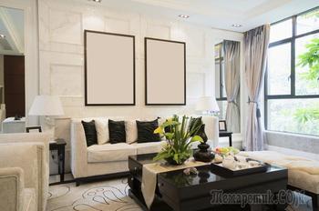 Интерьер гостиной: идеи дизайна