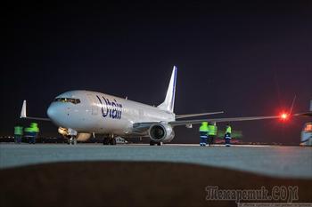 Самолеты во Владикавказе в фотопрогулке