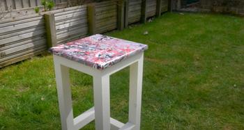 Стильная мебель из ненужного пластика