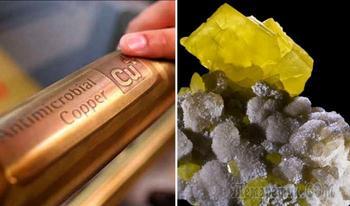 Неожиданные способы использования знакомых химических элементов