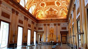 Италия в конце января. 10.Казерта. Королевский дворец
