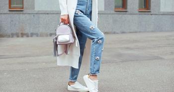Что в 40 лет надеть с джинсами