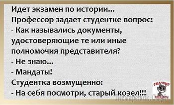 Картинки в анекдотах -5