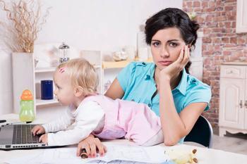 Как организовать работу на дому, если рядом дети