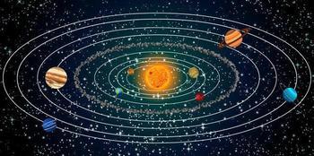 Что такое орбита планеты?