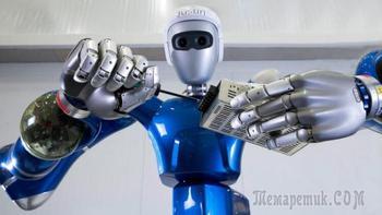 Что такое антропоморфный робот и почему их популярность растет