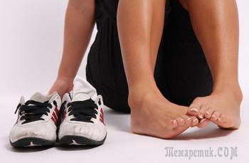 Действенные способы, как устранить потливость ног и надолго избавиться от запаха
