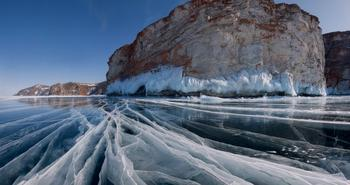 Тонкие струны Байкала, или 400 км на коньках