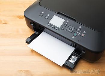 Разбираемся в вопросе почему принтер печатает полосами