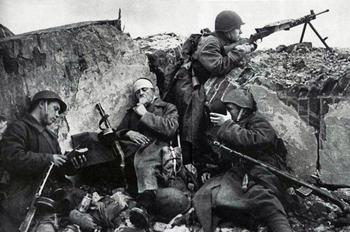 Миллионы пленных и ложь о первых днях войны