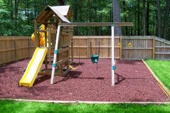 Идеи детских площадок для вашего участка