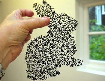 10 гениев, которые вырезают из бумаги удивительные шедевры