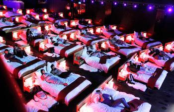 15 самых крутых кинотеатров мира
