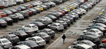 Рынок легковых автомобилей России в январе-сентябре 2017 года