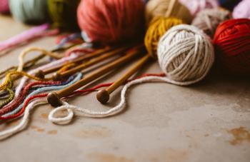 Декорируем одежду своими руками: вышивка шнуром