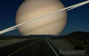 Невероятные теории о загадочном Сатурне