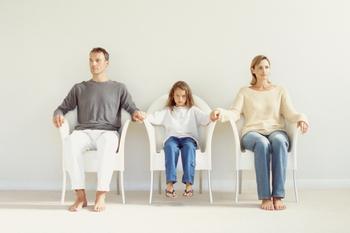 Не втягивайте детей в семейные ссоры!