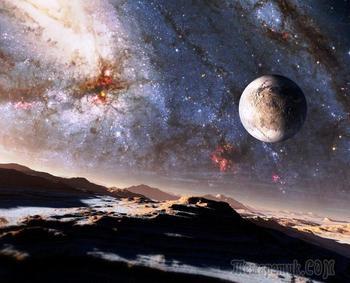 Может ли жизнь появиться не на планете, а… в космическом пространстве?