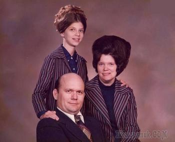 20 адских семейных фото. Люди, вы офигительны