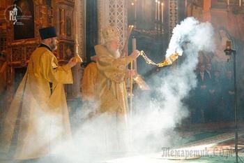 О значении ароматов в христианском богослужении
