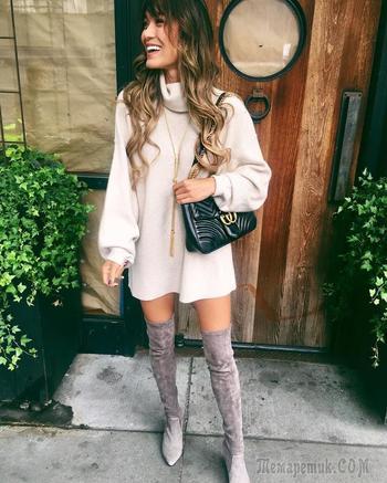 Туники осени 2019 — идеальный предмет гардероба для холодного сезона