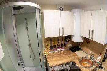 Парень из глубинки купил 11-метровую комнату в коммуналке и сделал из нее квартиру-студию