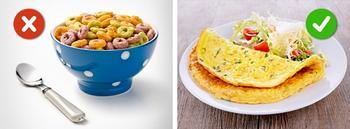 5 продуктов, которые нельзя давать на завтрак детям