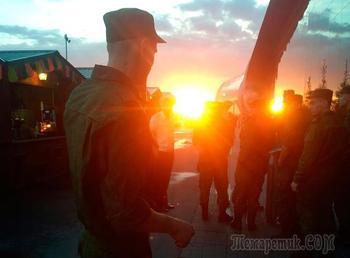 Армейский дневник призывника: первые дни