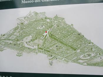 Флоренция. Дворец Питти и сады Боболи