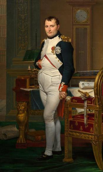Рост Наполеона. Вес Наполеона Бонапарта