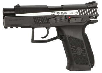 Пневматический пистолет CZ 75: технические характеристики и отзывы