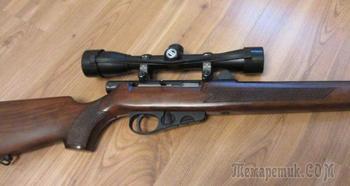 Карабин ТОЗ-99 – самозарядная модификация мелкокалиберной винтовки