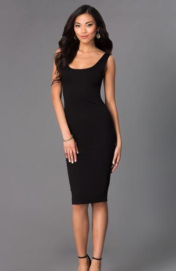 Маленькое черное платье – его непревзойденная Шанель называла чуть ли не квинтэссенцией счастливого женского будущего