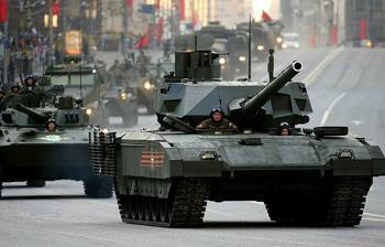 В топ-5 лучших танков по версии Military Watch не вошли «Абрамсы», но есть две российские машины.