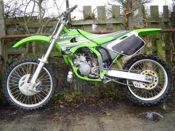 Kawasaki KX 125: технические данные и мнение владельцев