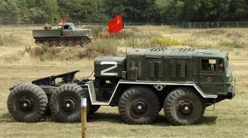 МАЗ курганского «разлива»: первые военные тягачи КЗКТ