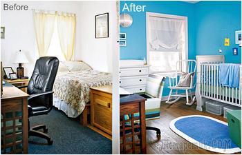Вдохновляющие примеры преображения комнат, которые стоит взять на заметку всем