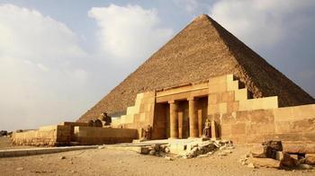 Пустота в Великой пирамиде может скрывать трон из метеорит