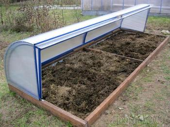 Парник Хлебница: функциональная конструкция для выращивания овощей