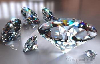 Занимательные факты о «настоящих друзьях девушек» - бриллиантах