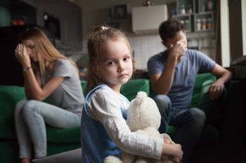 Развод в семье: как рассказать детям, что вы решили расстаться?