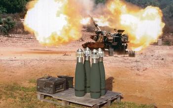 Топ-5 наиболее эффективных 155-мм снарядов