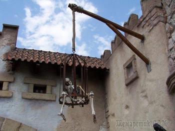 10 наказаний древних персов, которые превзойдут самый страшный кошмар