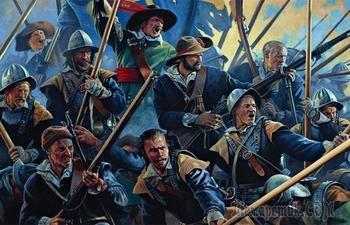 Бездоспешная эпоха, или Как защищали себя солдаты европейских армий после отказа от сплошной брони