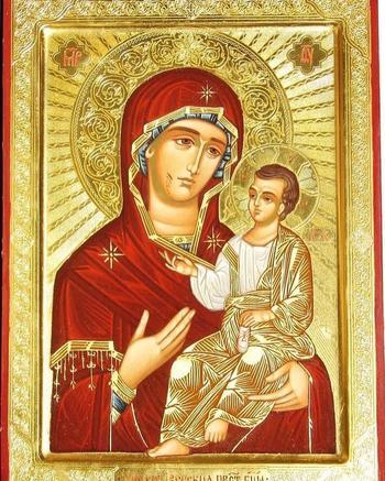 Чудеса иконы Иверской Божией Матери