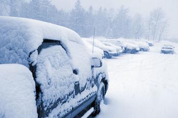 Три этапа подготовки машины к зиме